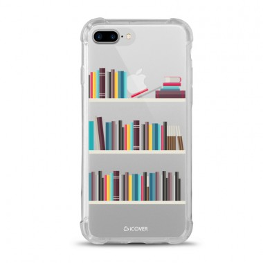 Capa para iPhone 7/8 Plus iCover Leitura - Estante - ICO6140ES