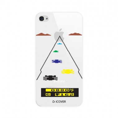 Capa Para iPhone 4/4s iCover Games - Enduro - ICO2740EN
