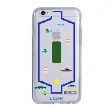 Capa Para iPhone 6/6S iCover Games - River Raid ICO2710RI