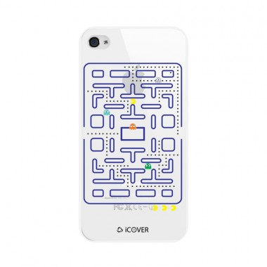 Capa Para iPhone 4/4s iCover Games - Pac Man - ICO2740PA