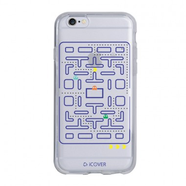 Capa Para iPhone 6/6S iCover Games - Pac Man ICO2710PA