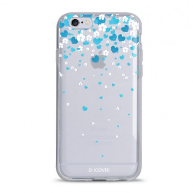 Capa Para iPhone 6/6S iCover Flores - Orvalho - ICO2440OR