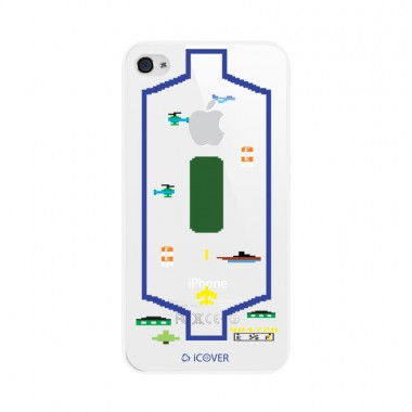 Capa Para iPhone 4/4s iCover Games - River Raid - ICO2740RI