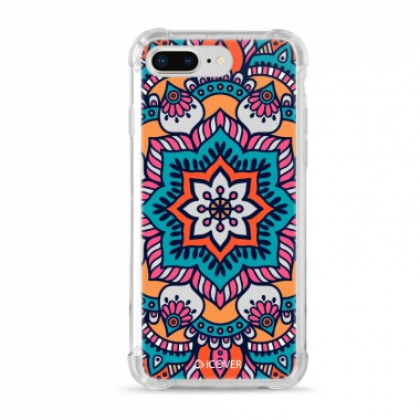 Capa Anti-Impacto para iPhone 7/8 plus iCover Mandala Colors - ICO6621
