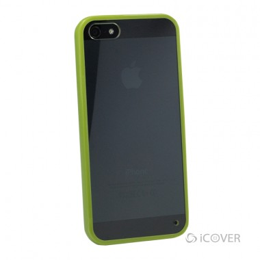 Capa Para iPhone 5/5S/SE- iCover Frame Pro Case - Verde | ICO570VD
