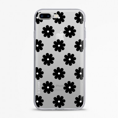 Capa Para iPhone 7/8 Plus iCover Flores - Gerberas - ICO2510GB