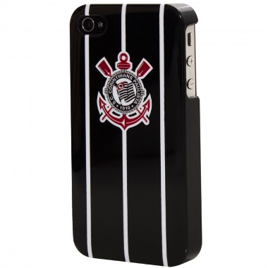 Capa para iPhone 4/4S iCover- Times - Corinthians