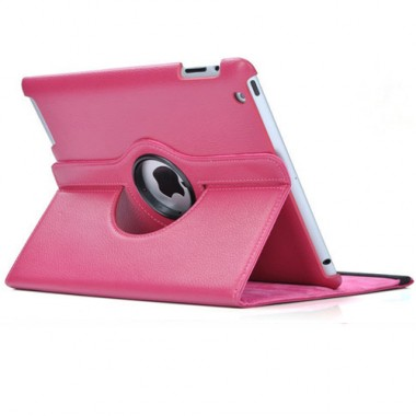 Capa iCover 360º para iPad 2 / 3 / 4 th - Rosa - RS