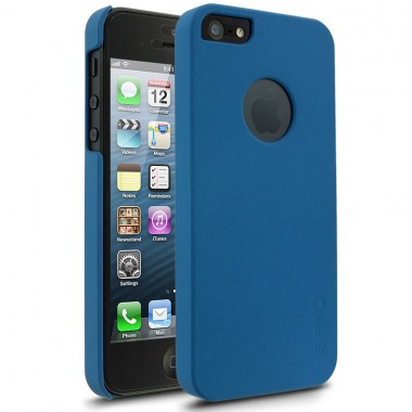 Capa Cellairis Para iPhone 5 / 5s - Stealth Textured Azul Royal -  Policarbonato Emborrachado - 39-0110411R