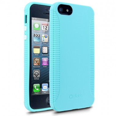 Capa Cellairis Para iPhone 5/ 5S/SE - Trax Aqua Snow: Turquesa - 44-0080003R