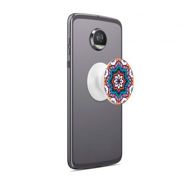 Pocket Socket Personalizado Mandala Colors
