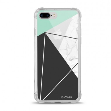 Capa Anti-Impacto para iPhone 7/8 Plus iCover  Abstract