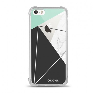 Capa Anti-Impacto para iPhone 5/5s/5se iCover  Abstract