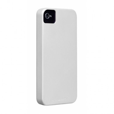 Capa Para iPhone 4/4s - Case-Mate Barely There - Branca - CM016453