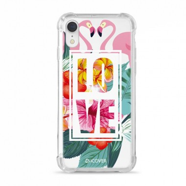 Capa Anti-Impacto para iPhone XR  iCover Flalove
