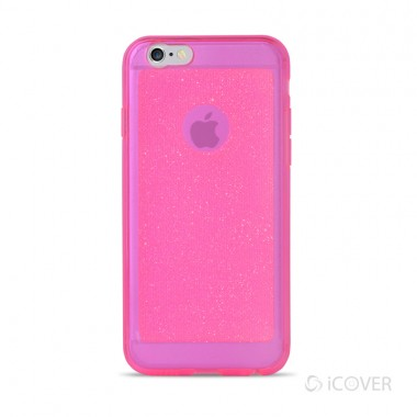 Capa Para iPhone 6/6S iCover Essencial Lady - Pink - ICO2350PK