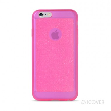 Capa Para iPhone 6/6S Plus iCover Essencial Lady - Pink - ICO2355PK