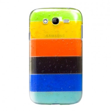 Capa iCover para Samsung Grand Duos i9082. - Color Strip Grand Duos - ICO645GD