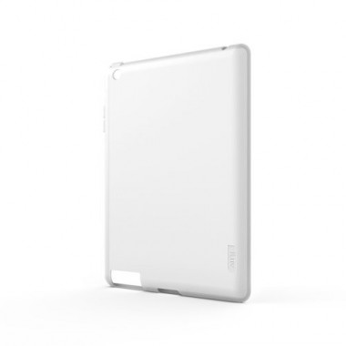 Capa iPad 2 / 3 / 4 th iLuv - Transparente Fosco - iCC818WHT