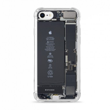 Capa Anti-Impacto para iPhone 7/8 Plus iCover Raio X