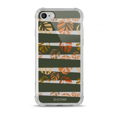 Capa Anti-Impacto para iPhone 7/8 iCover Leaves
