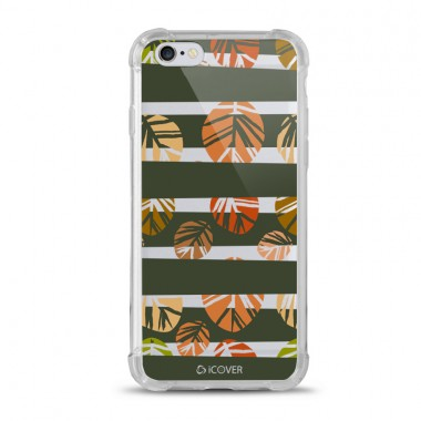 Capa Anti-Impacto para iPhone 6/6s Plus iCover Leaves