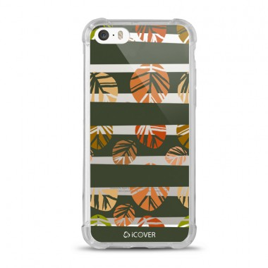 Capa Anti-Impacto para iPhone 5/5s/5se iCover Leaves