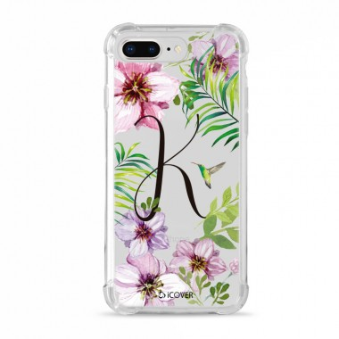 Capa Anti-Impacto para iPhone 7/8 Plus iCover Letras K - ICO6400