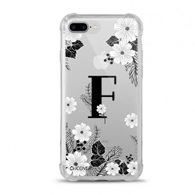 Capa Anti-Impacto para iPhone 7/8 Plus iCover Letras F-ICO6310FF