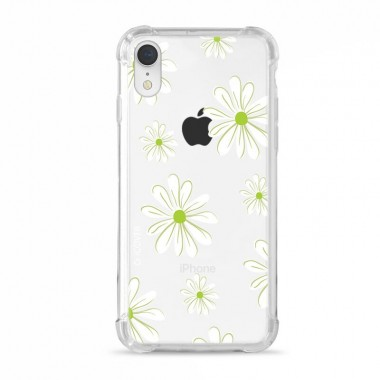 Capa Anti-Impacto para iPhone XR Margaridas