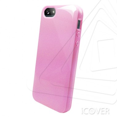 Capa iCover para iPhone 5/5S/SE- Colors Rosa - ICO500RS