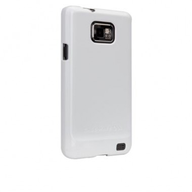 Capa Para Samsung Galaxy S II Barely There - Branco - CM014410