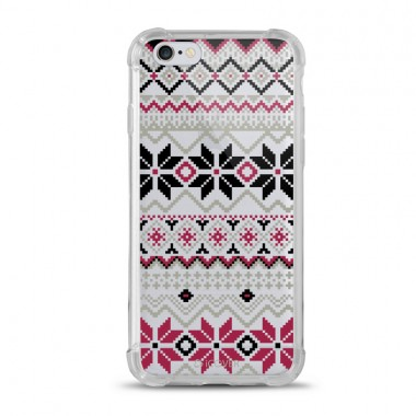 Capa Anti-Impacto para iPhone 6/6s Plus iCover Sweater