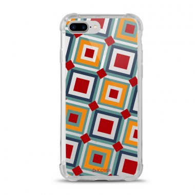 Capa Anti-Impacto para iPhone 7/8 Plus iCover Tile