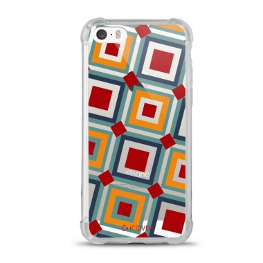Capa Anti-Impacto para iPhone 5/5s/5se iCover Tile