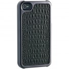 Capa iPhone 4/4s Ozaki - iCoat - No Extinction - Cuban Crocodile - IC865CC